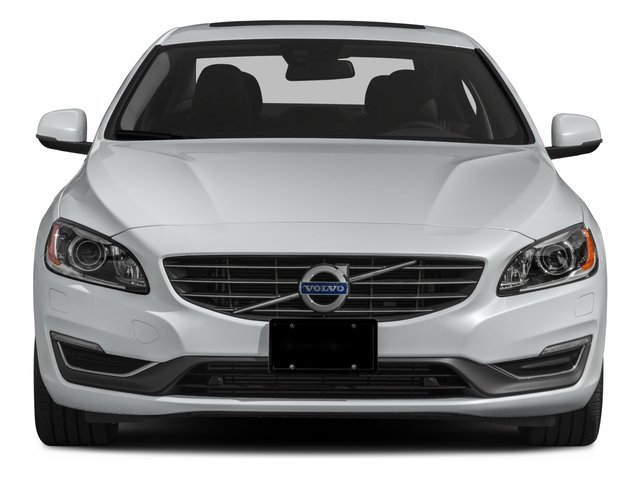 2016 Volvo S60 Prices and Values Sedan 4D T5 AWD I5 Turbo front view