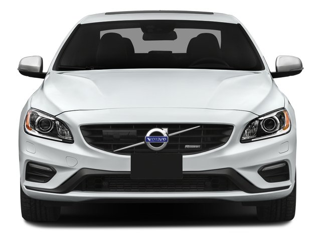 2016 Volvo S60 Prices and Values Sed T6 R-Design Platinum Drive-E AWD front view