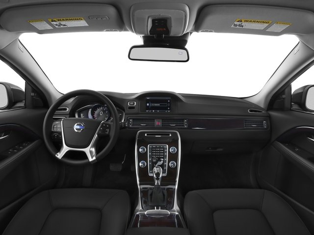 2016 Volvo XC70 Prices and Values Wagon 4D T5 Platinum Drive-E Turbo full dashboard