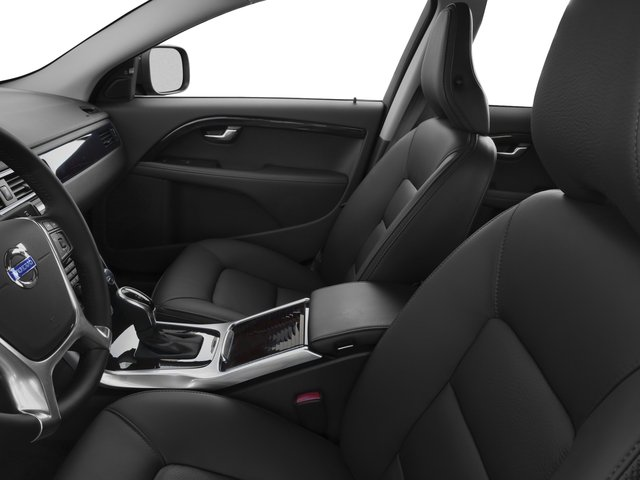 2016 Volvo XC70 Prices and Values Wagon 4D T5 Platinum Drive-E Turbo front seat interior