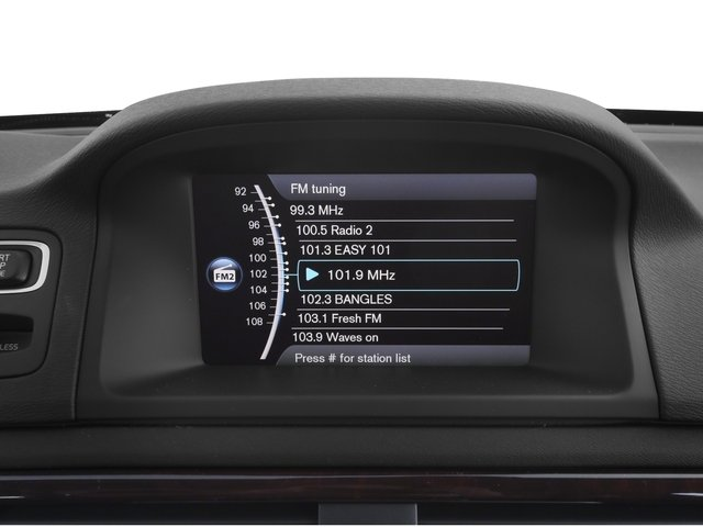 2016 Volvo XC70 Prices and Values Wagon 4D T5 Platinum Drive-E Turbo stereo system