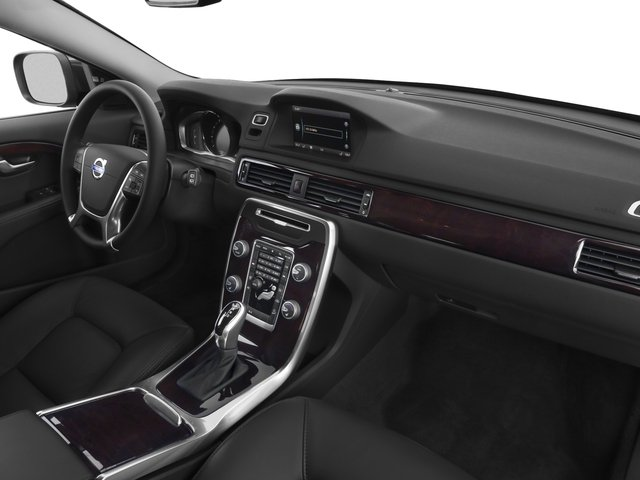 2016 Volvo XC70 Prices and Values Wagon 4D T5 Platinum Drive-E Turbo passenger's dashboard