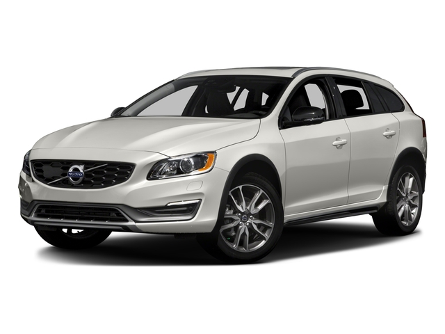 2016 Volvo V60 Cross Country Pictures V60 Cross Country Wagon 4D T5 AWD I5 Turbo photos side front view