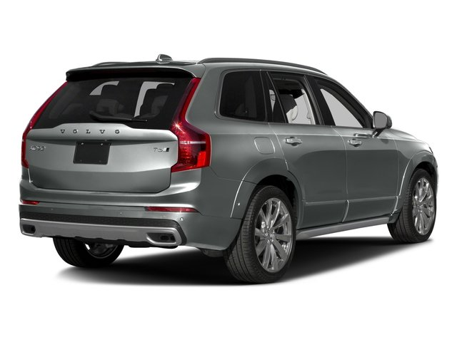 2016 Volvo Xc90 Prices And Values Utility 4d T6 Inscription Awd Turbo Side Rear View