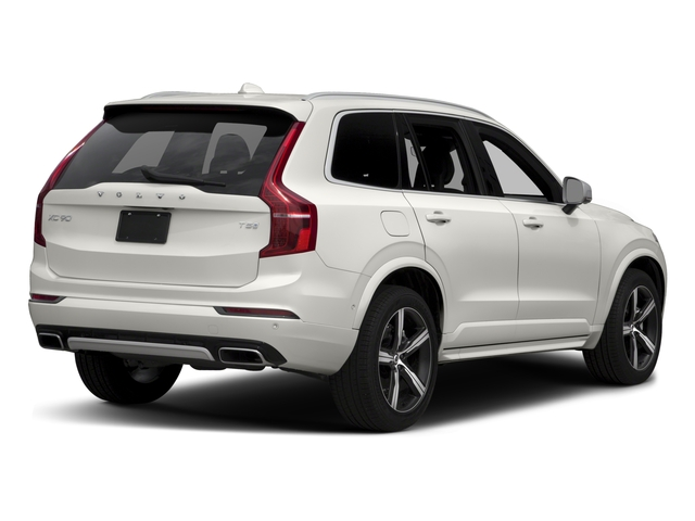 2016 Volvo XC90 Prices and Values Utility 4D T6 R-Design AWD I4 Turbo side rear view