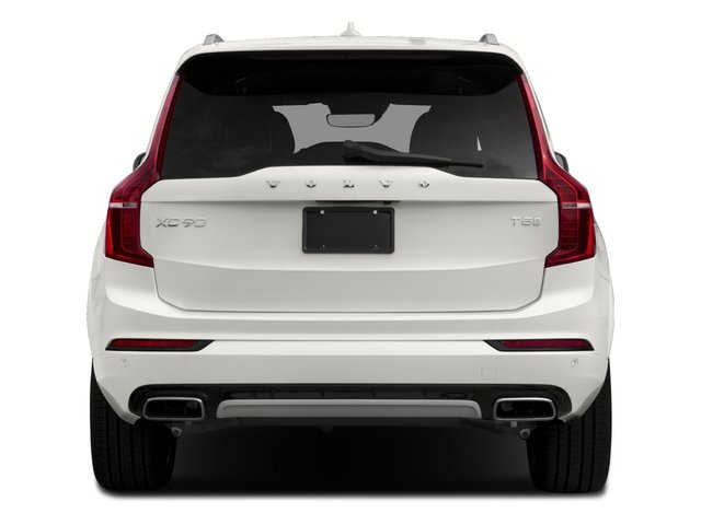 2016 Volvo XC90 Prices and Values Utility 4D T6 R-Design AWD I4 Turbo rear view