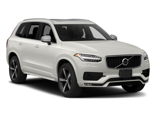 2016 Volvo XC90 Prices and Values Utility 4D T6 R-Design AWD I4 Turbo side front view