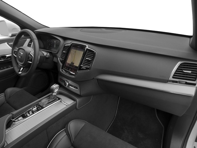 2016 Volvo XC90 Prices and Values Utility 4D T6 R-Design AWD I4 Turbo passenger's dashboard