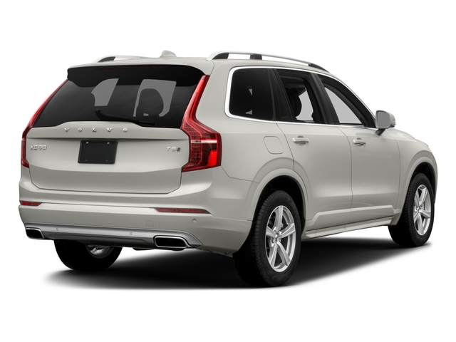 2016 Volvo XC90 Prices and Values Utility 4D T5 Inscription AWD I4 side rear view