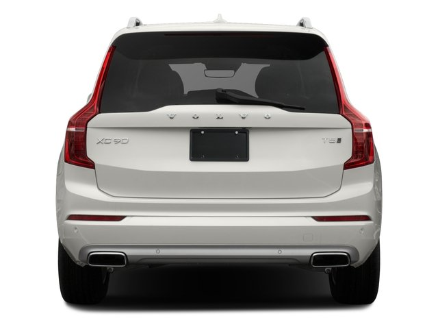 2016 Volvo XC90 Prices and Values Util 4D T5 Inscription 2WD I4 Turbo rear view