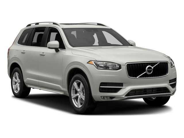 2016 Volvo XC90 Pictures XC90 Util 4D T5 Momentum AWD I4 Turbo photos side front view