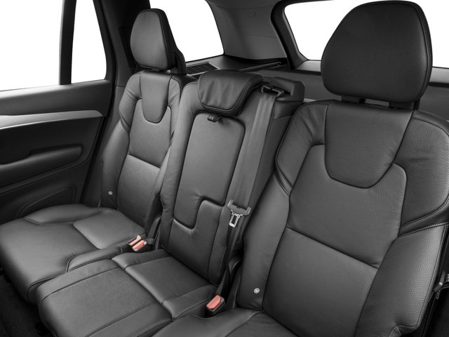 2016 Volvo XC90 Prices and Values Util 4D T5 Inscription 2WD I4 Turbo backseat interior
