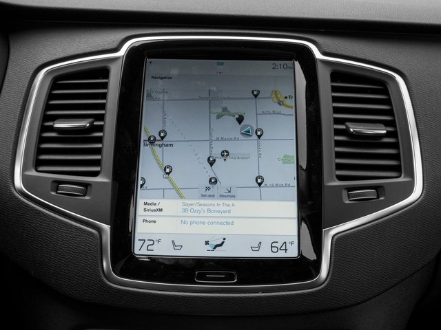 2016 Volvo XC90 Prices and Values Utility 4D T5 Inscription AWD I4 navigation system