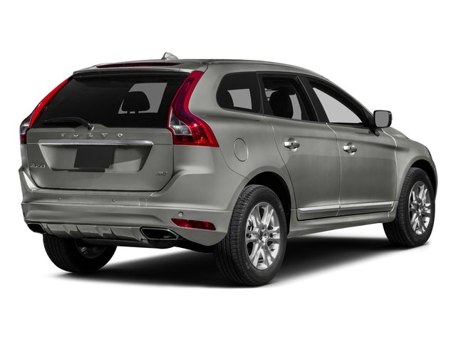 2016 Volvo XC60 Prices and Values Util 4D T6 Platinum Drive-E 2WD I4 side rear view
