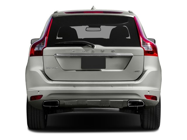 2016 Volvo XC60 Prices and Values Util 4D T6 Platinum Drive-E 2WD I4 rear view