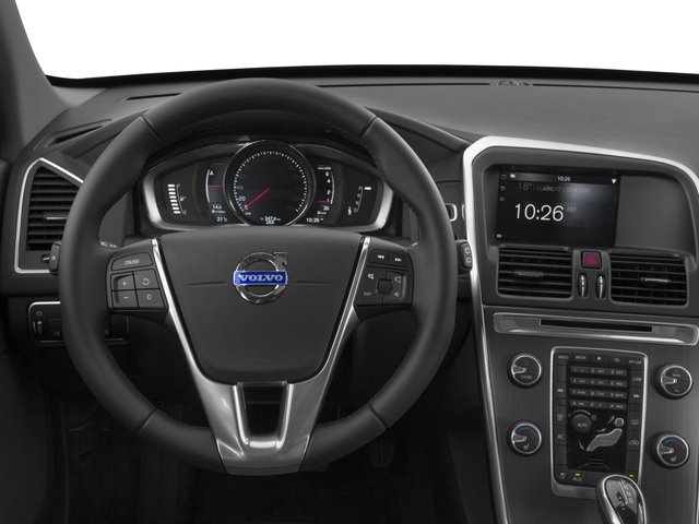 2016 Volvo XC60 Prices and Values Util 4D T6 Platinum Drive-E 2WD I4 driver's dashboard