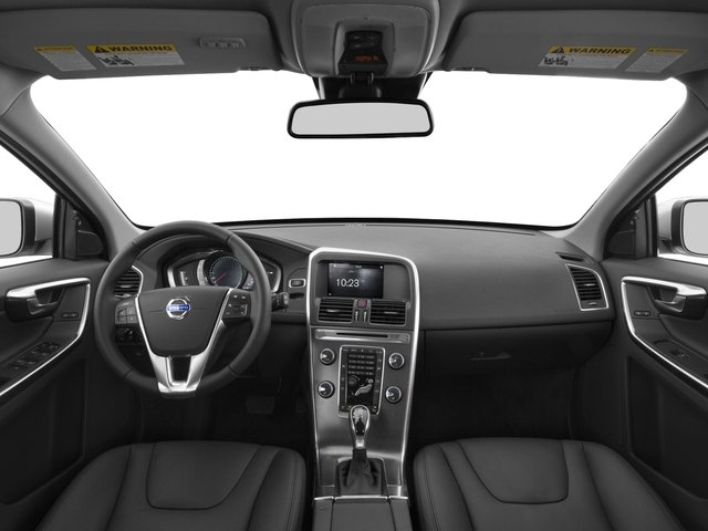 2016 Volvo XC60 Prices and Values Util 4D T6 Platinum Drive-E 2WD I4 full dashboard