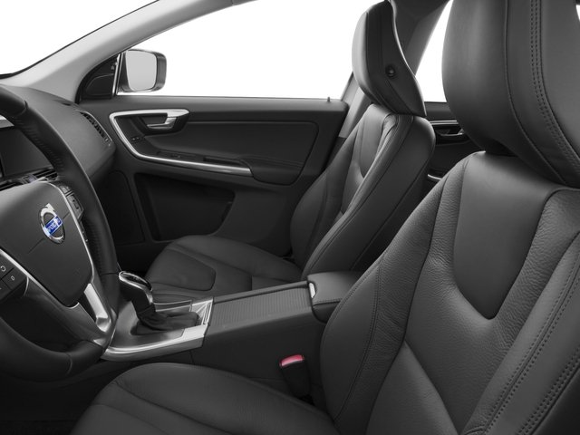 2016 Volvo XC60 Prices and Values Util 4D T6 Platinum Drive-E 2WD I4 front seat interior