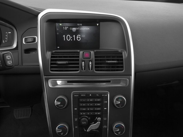 2016 Volvo XC60 Prices and Values Util 4D T6 Platinum Drive-E 2WD I4 stereo system