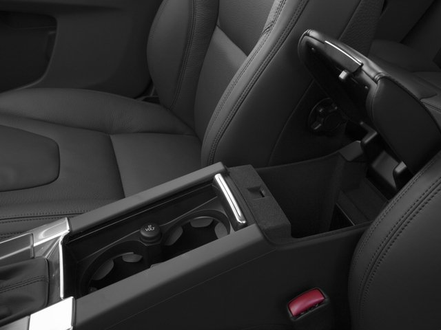2016 Volvo XC60 Prices and Values Util 4D T6 Platinum Drive-E 2WD I4 center storage console