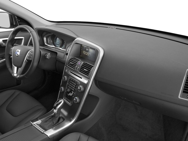 2016 Volvo XC60 Prices and Values Util 4D T6 Platinum Drive-E 2WD I4 passenger's dashboard