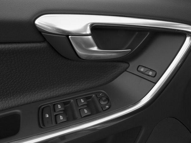 2016 Volvo XC60 Prices and Values Util 4D T6 Platinum Drive-E 2WD I4 driver's side interior controls
