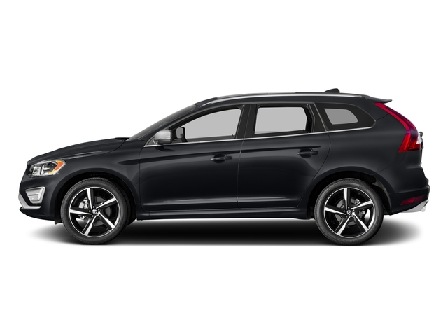 2016 Volvo XC60 Pictures XC60 Util 4D T6 R-Design AWD I6 Turbo photos side view