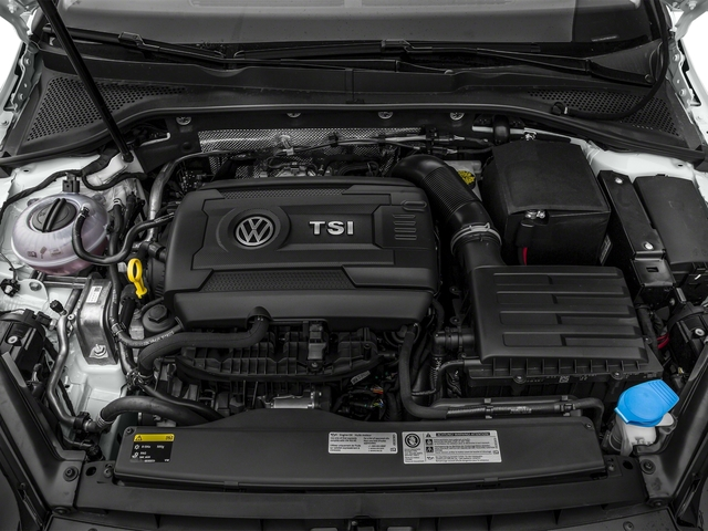 2016 Volkswagen Golf Pictures Golf Hatchback 4D S I4 Turbo photos engine