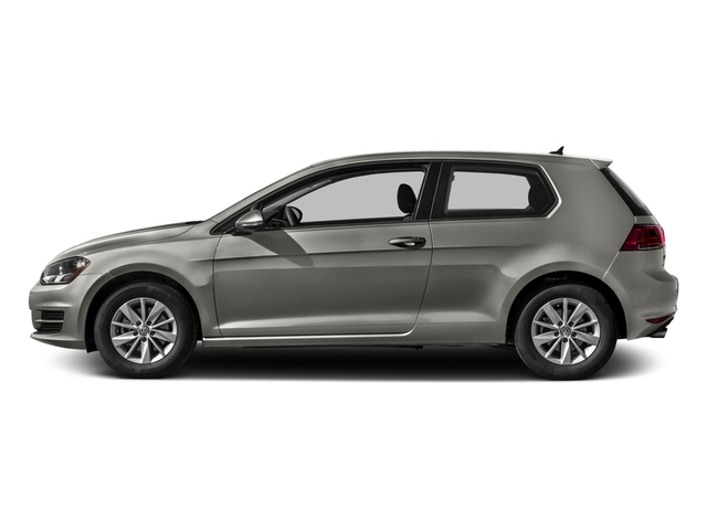 2016 Volkswagen Golf Prices and Values Hatchback 2D I4 Turbo side view