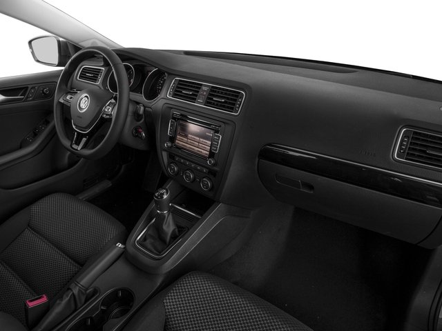 2016 Volkswagen Jetta Sedan Prices and Values Sedan 4D S I4 passenger's dashboard