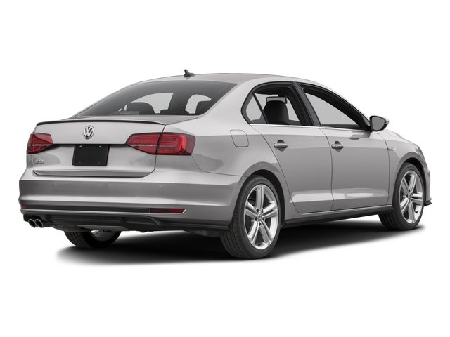 2016 Volkswagen Jetta Sedan Prices and Values Sedan 4D GLI SEL I4 Turbo side rear view