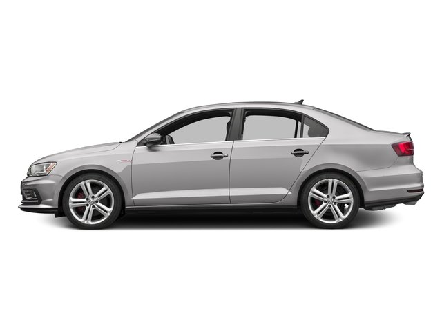 2016 Volkswagen Jetta Sedan Prices and Values Sedan 4D GLI SEL I4 Turbo side view