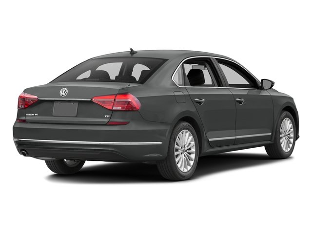 2016 Volkswagen Passat Prices and Values Sedan 4D S I4 Turbo side rear view