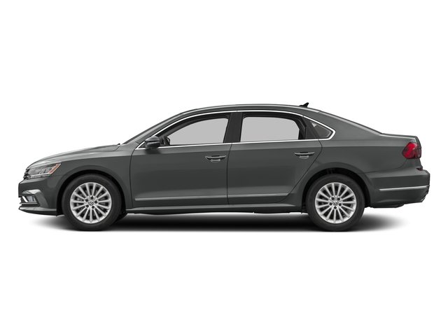 2016 Volkswagen Passat Prices and Values Sedan 4D S I4 Turbo side view