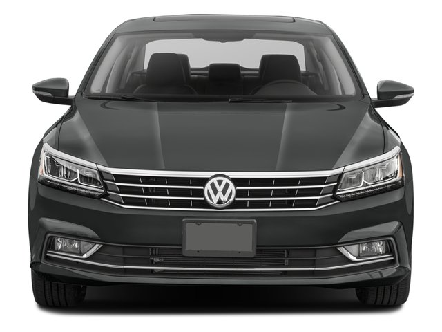 2016 Volkswagen Passat Prices and Values Sedan 4D S I4 Turbo front view