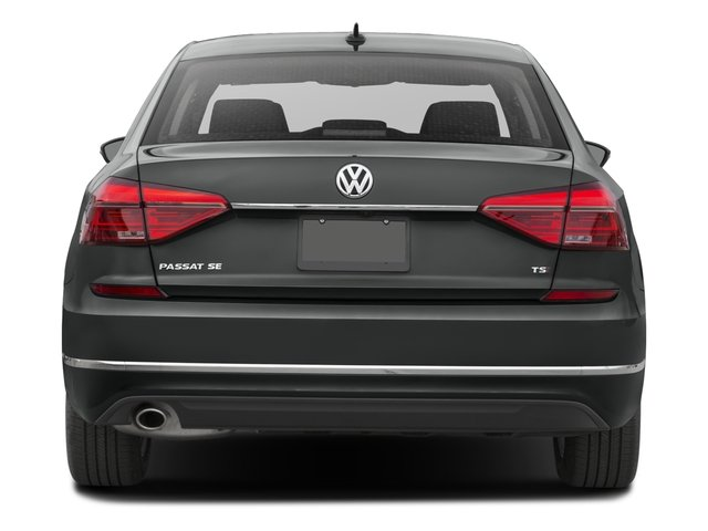 2016 Volkswagen Passat Prices and Values Sedan 4D S I4 Turbo rear view