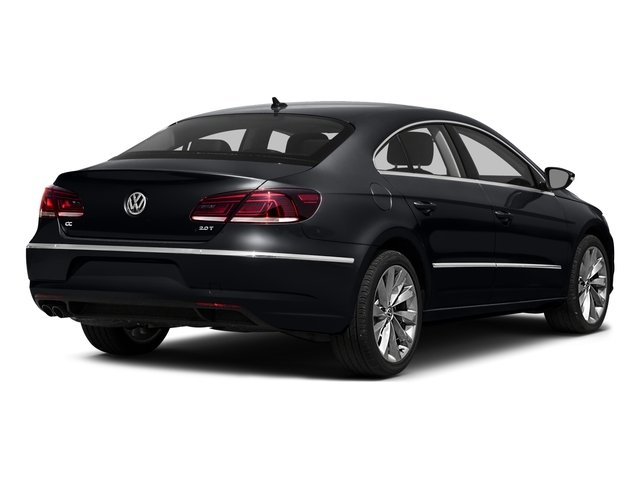 2016 Volkswagen CC Pictures CC Sedan 4D Trend I4 Turbo photos side rear view
