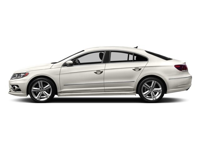 2016 Volkswagen CC Prices and Values Sedan 4D R-Line I4 Turbo side view