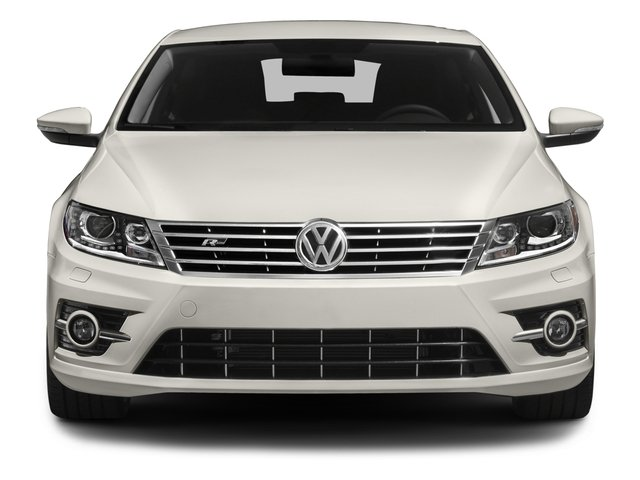 2016 Volkswagen CC Prices and Values Sedan 4D R-Line I4 Turbo front view