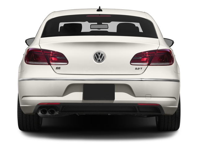 2016 Volkswagen CC Prices and Values Sedan 4D R-Line I4 Turbo rear view