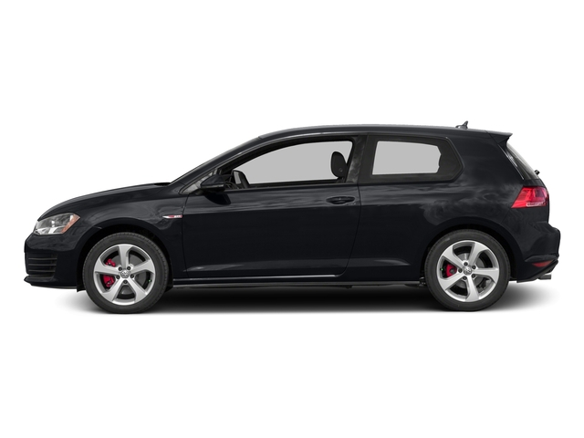 2016 Volkswagen Golf GTI Prices and Values Hatchback 2D SE I4 Turbo side view