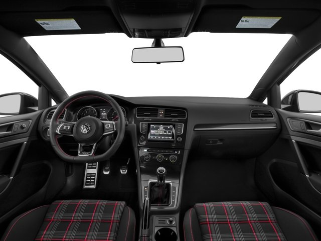 2016 Volkswagen Golf GTI Prices and Values Hatchback 2D SE I4 Turbo full dashboard