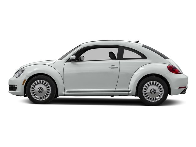 2016 Volkswagen Beetle Coupe Pictures Beetle Coupe 2D R-Line SEL I4 Turbo photos side view