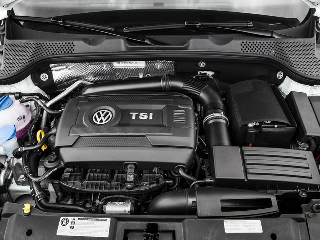 2016 Volkswagen Beetle Coupe Prices and Values Coupe 2D R-Line SEL I4 Turbo engine