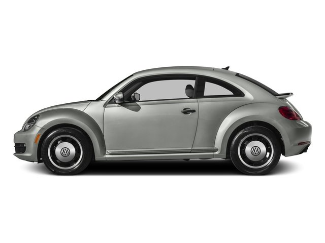 2016 Volkswagen Beetle Coupe Prices and Values Coupe 2D Classic I4 Turbo side view