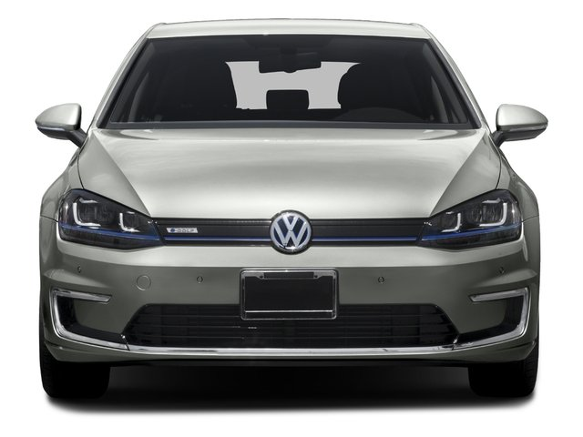 2016 Volkswagen e-Golf Prices and Values Hatchback 4D e-Golf Limited Electric front view