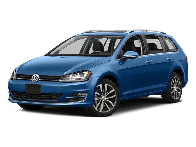 2016 Volkswagen Golf SportWagen Prices and Values Wagon 4D Limited I4 Turbo side front view