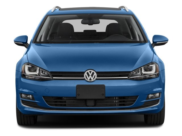 2016 Volkswagen Golf SportWagen Prices and Values Wagon 4D Limited I4 Turbo front view