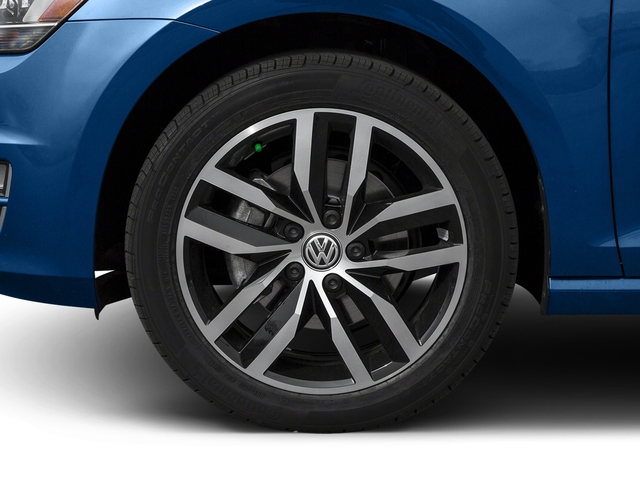 2016 Volkswagen Golf SportWagen Prices and Values Wagon 4D Limited I4 Turbo wheel