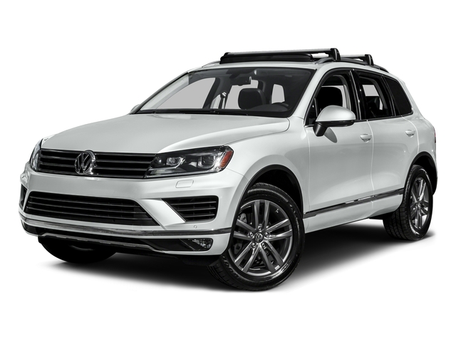 2016 Volkswagen Touareg Pictures Touareg Utility 4D Sport Technology AWD V6 photos side front view